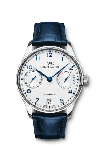 IW5001-07 : IWC Portuguese Automatic Stainless Steel / Silver