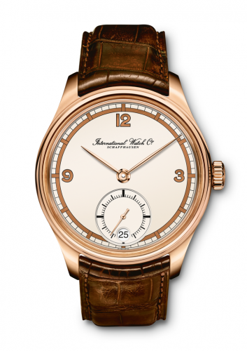 IWC IW5102-06 : Portugieser Hand-Wound Eight Days 75th Anniversary Red Gold
