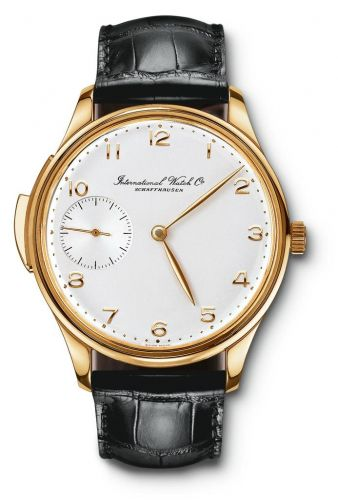 IWC IW5240-02 : Portugieser Minute Repeater Yellow Gold