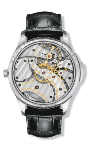 IWC IW5240-07 : Portugieser Minute Repeater White Gold