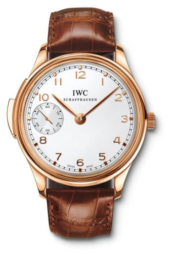 IWC IW5242-02 : Portuguese Minute Repeater Red Gold