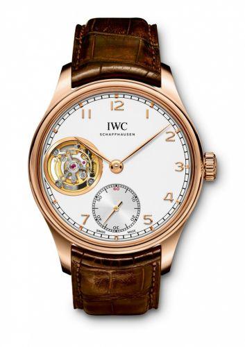 IWC IW5463-02 : Portugieser Tourbillon Hand-Wound Red Gold