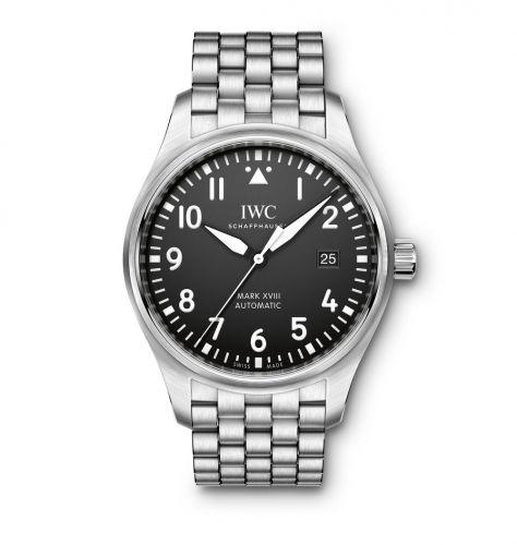 IW3270-11 : IWC Pilot's Watch Mark XVIII /  Bracelet