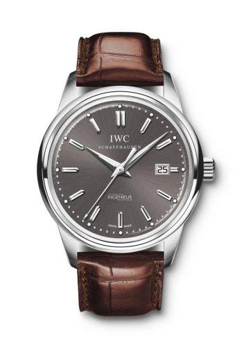 IWC IW3233-04 : Vintage Ingenieur Automatic 1955 White Gold / Ardoise