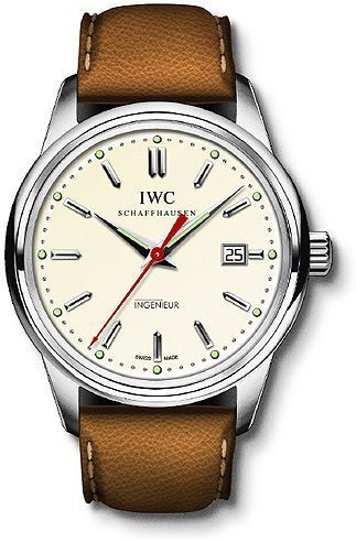 IWC IW3233-09 : Vintage Ingenieur Automatic 1955 Stainless Steel / Italy