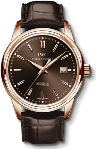 IWC IW3233-12 : Vintage Ingenieur Automatic 1955 Rose Gold Boutique Edition