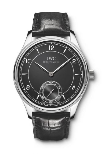 IWC IW5445-01 : Vintage Portuguese Hand-Wound 1939 Stainless Steel