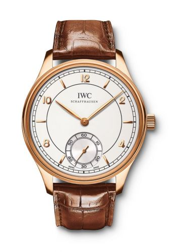 IWC IW5445-03 : Vintage Portuguese Hand-Wound 1939 Rose Gold