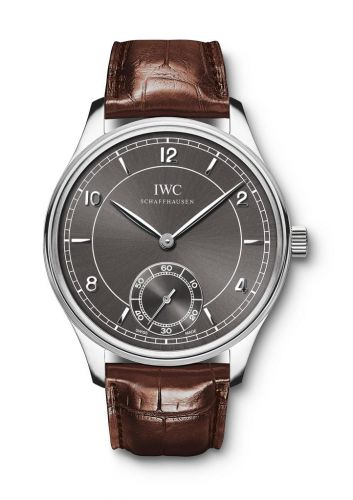 IWC IW5445-04 : Vintage Portuguese Hand-Wound 1939 White Gold