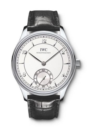 IWC IW5445-05 : Vintage Portuguese Hand-Wound 1939 Platinum