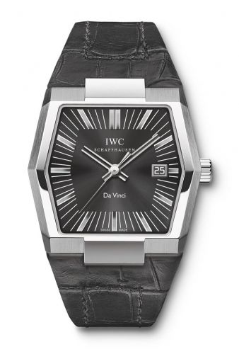 IWC IW5461-01 : Vintage Da Vinci Automatic 1969 Stainless Steel