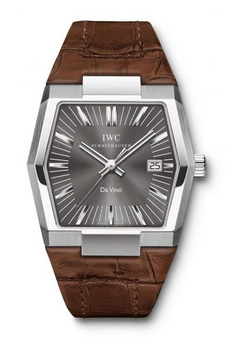 IWC IW5461-04 : Vintage Da Vinci Automatic 1969 White Gold