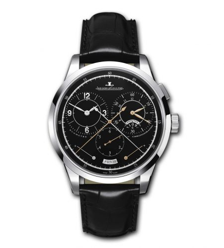 Jaeger-LeCoultre 6013470 : Duomètre Chronographe White Gold Black