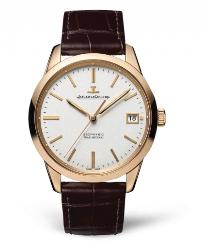 Jaeger-LeCoultre 8012520 : Geophysic True Second Pink Gold