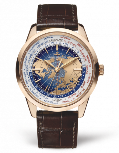Jaeger-LeCoultre 8102520 : Geophysic Universal Time Pink Gold