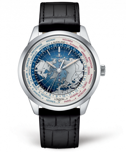 Jaeger-LeCoultre 8108420 : Geophysic Universal Time Stainless Steel