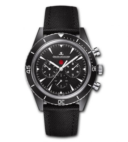 Jaeger-LeCoultre 208A570 : Deep Sea Chronograph Cermet / Titanium
