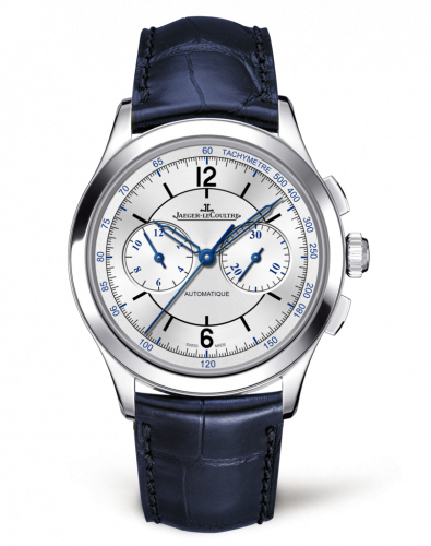 Jaeger-LeCoultre 1538530 : Master Chronograph Stainless Steel / Sector Dial