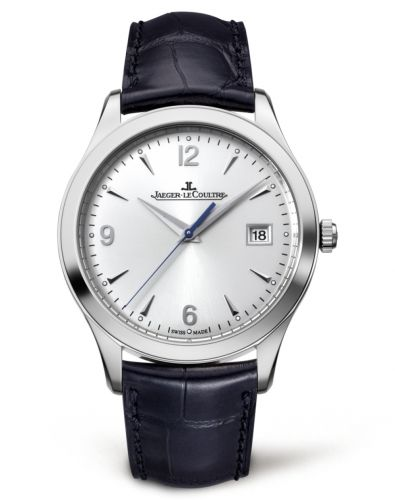 Jaeger-LeCoultre 1548420 : Master Control Date Stainless Steel / Silver / Alligator