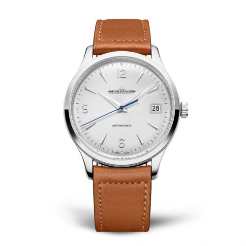 Jaeger-LeCoultre 4018420 : Master Control Date Stainless Steel / Silver / Novonappa