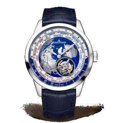 Jaeger-LeCoultre 8126420 : Geophysic Tourbillon Universal Time