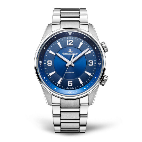 Jaeger-LeCoultre 9008180 : Polaris Automatic Stainless Steel / Blue / Bracelet