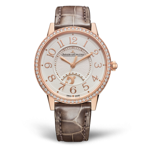 Jaeger-LeCoultre 3442440 : Rendez-Vous Night & Day Medium Pink Gold / Diamond / Silver