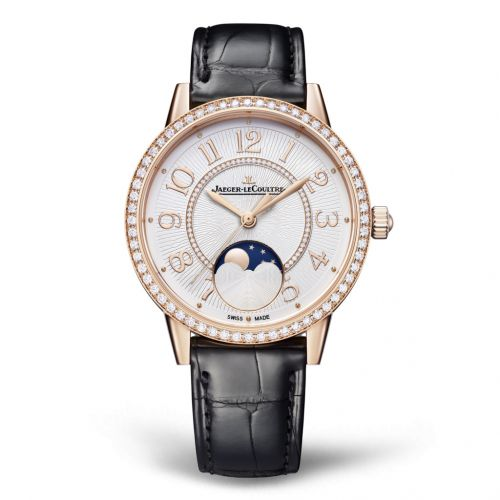 Jaeger-LeCoultre 3572430 : Rendez-Vous Moon Medium Pink Gold / Diamond / Silver