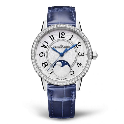 Jaeger-LeCoultre 3578430 : Rendez-Vous Moon Medium Stainless Steel / Diamond / Silver