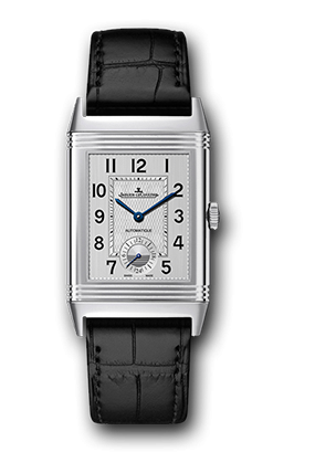 3838420 : Jaeger-LeCoultre Reverso Classic Large Duoface Stainless Steel / Silver