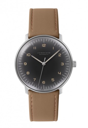 Junghans 027/3401.00 : Max Bill Automatic Grey No-Date