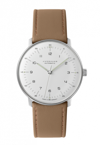 Junghans 027/3502.00 : Max Bill Automatic Silver No-Date