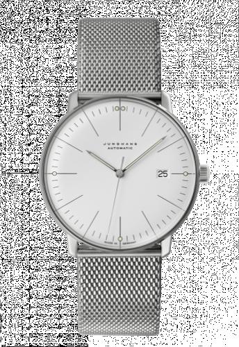 Junghans 027/4002.44 : Max Bill Automatic Silver Stick Bracelet