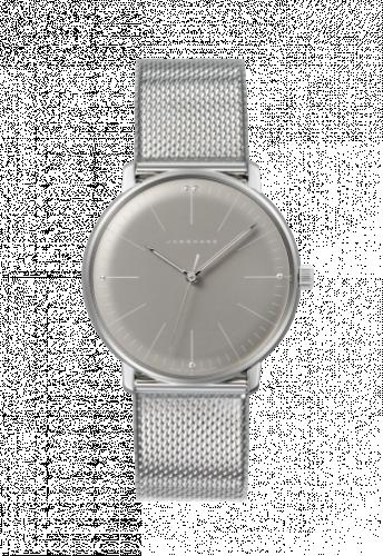 Junghans 047/4356.44 : Max Bill Ladies Stick Grey Bracelet