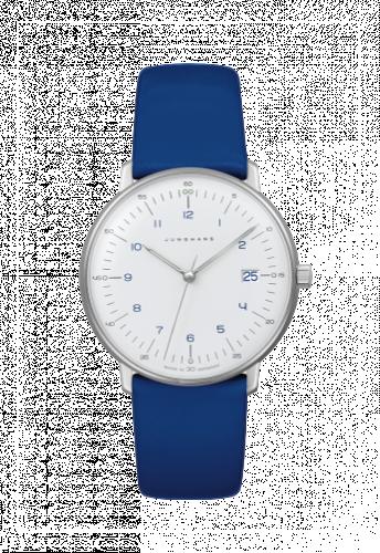 Junghans 047/4540.00 : Max Bill Ladies Blue
