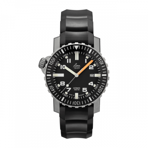 Laco 861704 : Squad Watch Ocean / Stainless steel / Black