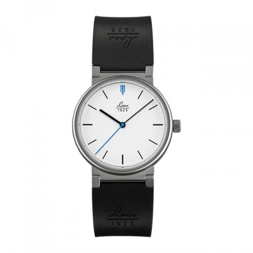 Laco 880101 : Vintage Absolute / Stainless Steel / White