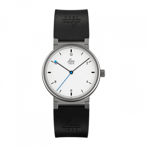 Laco 880102 : Vintage Absolute / Stainless Steel / White