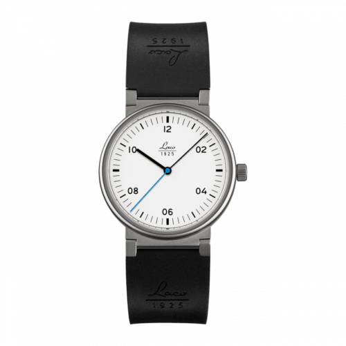 Laco 880103 : Vintage Absolute / Stainless Steel / White