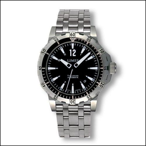 Limes U8777B-LA2.1 : Endurance Neptun1 - steel bracelet