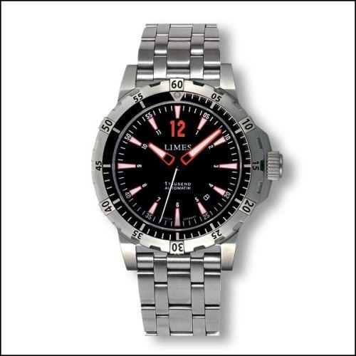 Limes U8777B-LA2.2 : Endurance Neptun1 - steel bracelet