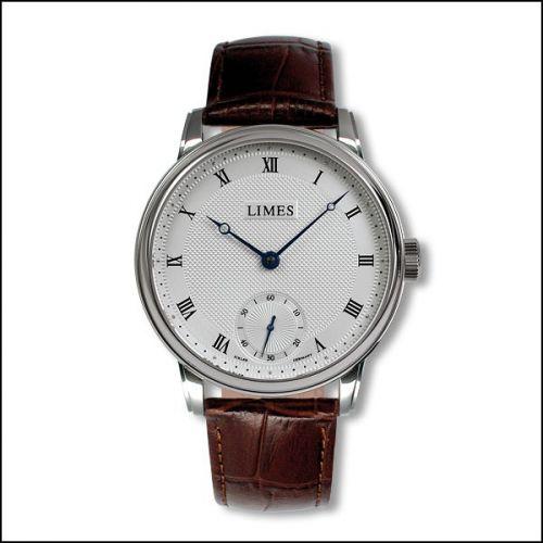 Limes U6282C-LH1.2 : Pharo Cartouche H - 6498 Standard - Brown leather strap
