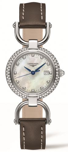 Longines L6.131.0.89.2 : Equestrian 30 Double Diamond