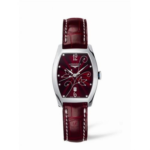Longines L2.142.4.99.3 : Evidenza 26 Automatic Stainless Steel
