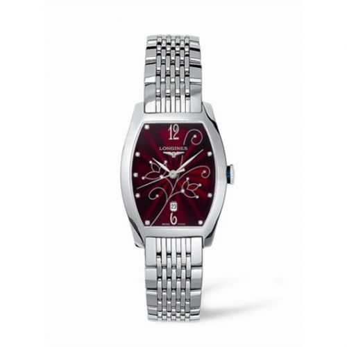 Longines L2.142.4.99.6 : Evidenza 26 Automatic Stainless Steel