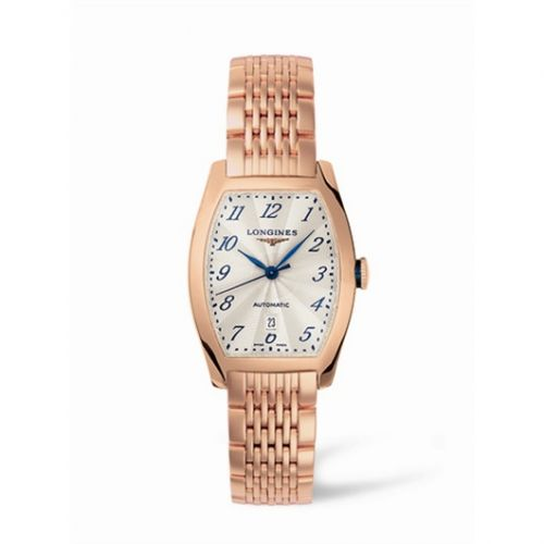 Longines L2.142.8.73.6 : Evidenza 26 Automatic Pink Gold
