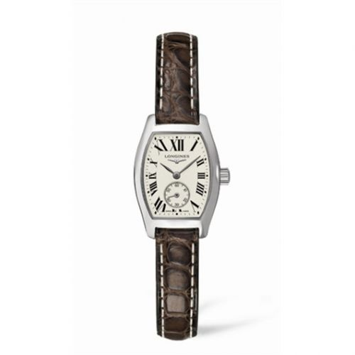 L2.175.4.71.5 : Longines Evidenza 19.6 Stainless Steel