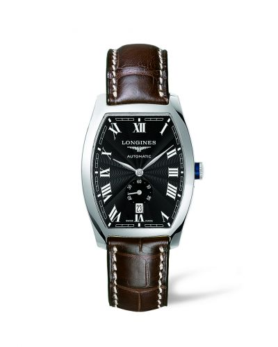 Longines L2.642.4.51.4 : Evidenza 33.1 Automatic Stainless Steel