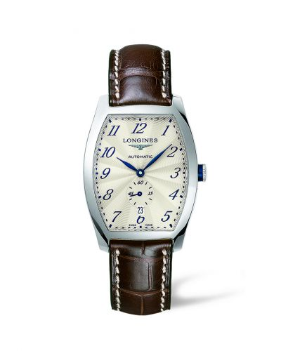 Longines L2.642.4.73.4 : Evidenza 33.1 Automatic Stainless Steel