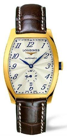 Longines L2.642.6.73.9 : Evidenza 33.1 Automatic Yellow Gold